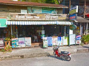 SiBoya office in Krabi