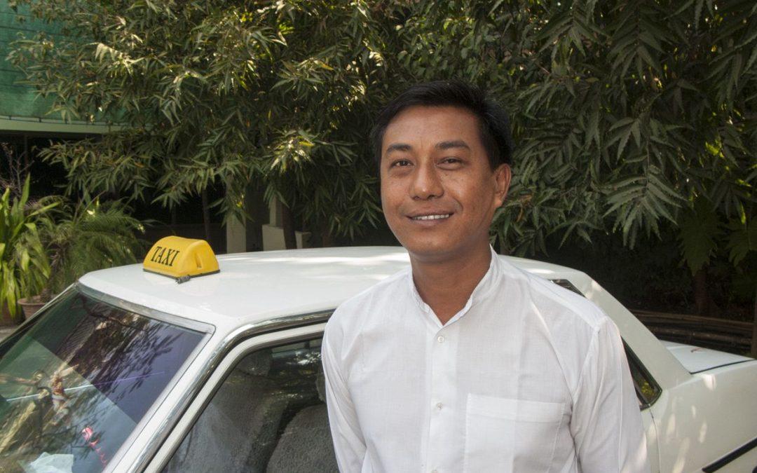 Mandalay City Taxi
